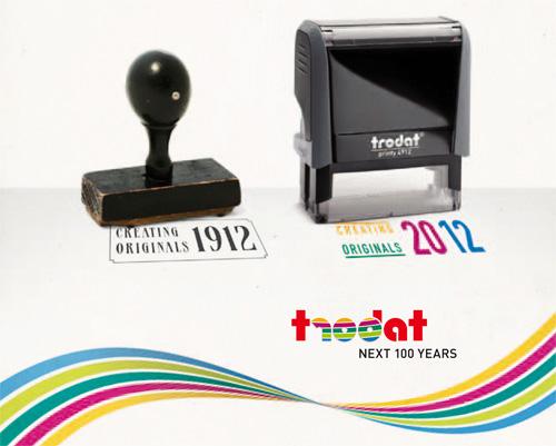 Trodat Geschichte 1912 bis 2012