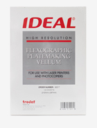 Trodat Ideal Vellum A4